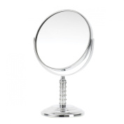 Danielle 15.2cm Double Sided Mirror x 5 Magnified