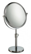 10x Magnification Extending Cosmetic / Bathroom Mirror in Chrome