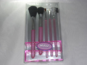 Wicked Pink Brushes Set 5 Piece
