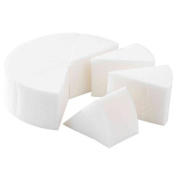 SIBEL Professional Set of 8 Latex make-up sponges - Triangles/Wedges