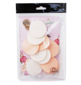 Miss Gorgeous Makeup Cosmetic Sponge Pack of 10