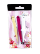 Miss Gorgeous Tweezers Pack of 3