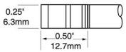 Tip Tweezer Blade 6.35MM