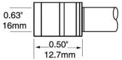 Tip Tweezer Blade 15.75MM