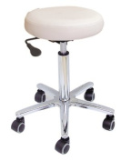 Deo White Beauty Stool