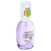 SALLY HANSEN MAXIMUM GROWTH BASE + TOP CODE # 02