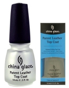 China Glaze - Patent Leather Top Coat - 14ml