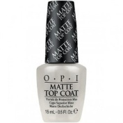 OPI Matte Top Coat - 15ml