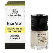 alessandro NailSpa Nourishing Base Coat 10ml