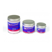 Millennium Nails Acrylic Powder White 50ml - MILMAP50W