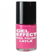 Layla Gel Effect N03 Barbie Pink Nail Polish