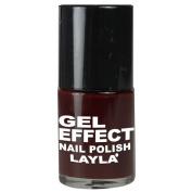 Layla Gel Effect N08 Extravagant Nail Polish