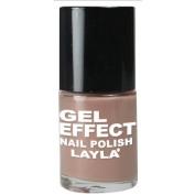 Layla Gel Effect N04 Beige Evolution Nail Polish
