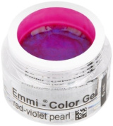 Emmi-Nail Colour Gel 5 ml Red-Violet Pearl