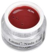 Emmi-Nail Nude-Gel Nail Gel Red 5ml