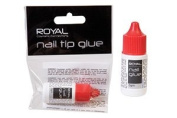 Royal Nail Tip Glue Clear 3gm