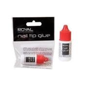 Royal Nail Tip Glue Clear 3gm