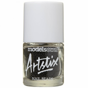 Models Own Artstix Nail Beads Black