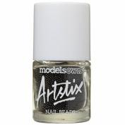 Models Own Artstix Nail Beads Black
