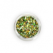 EigenArt Nail Art Sequins - Pale Green