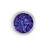 EigenArt Nail Art Sequins - Purple