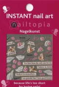 Nailtopia nail stickers