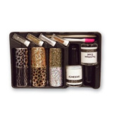 Debra Lynn Professional Nail Art Foil Kit With 6 Patterns