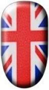 Ninxae Nail Wraps - Union Jack