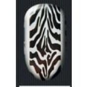 Ninxae Nail Wraps - Zebra Leopard