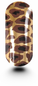 Kooky Cheetah Gold Wraps - TBP16100