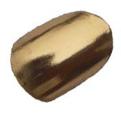 Chix Nails Nail Wraps Gold Chrome Lightening Fingers Toes Vinyl Foils Beauty Minx Style