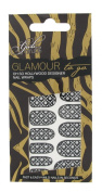 Girls With Attitude Night Sky Nail Wraps