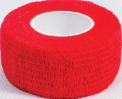 DL Professional Finger Wrap Red 6-1/2 ft. x 25 mm W