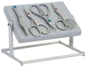 Ringlock 4 Piece Stainless Steel Family Bathroom Set
