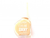 Cutex Colour Quick Nail Polish / Varnish - 74 Mocha Ice