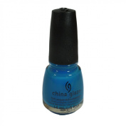 China Glaze Nail Polish Isle See You Later, 14Ml