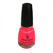 China Glaze Nail Polish - Sunsational Collection Jelly Shades - Heat Index