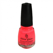 China Glaze Nail Polish Shell-O, 14Ml