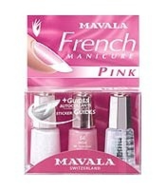 French manicure set nz