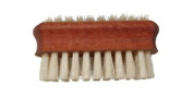 Riffy R541 Beachwood nail brush with sisal bristles - DENR541