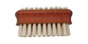 Riffy R541 Beachwood nail brush with sisal bristles - DENR541