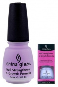 China Glaze - Nail Strengthener & Growth Formula - 14ml