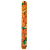 Mad Beauty Scratch & Sniff Professional Nail File 120 Grit Orange Fragrance