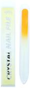Nailoid Yellow Crystal Nail File 135mm