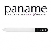 PANAME-PARIS - Black nail file. elements