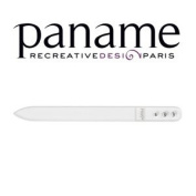 PANAME-PARIS - White nail file. elements
