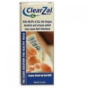 Clearzal B-A-C - The Complete Nail System - For Feet or Hands