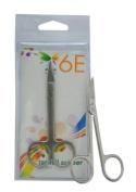 6E 10cm Fix Screw, Curved Toe Nail Sissors