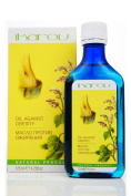 Body Massage Oil Against Obesity With Essential Oils of Patchouli, Lavender, Lemon and Juniperberry - 125 ml