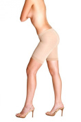 Peachy Pink Anticellulite Body Toning and Slimming Pants for Thighs and Bum LARGE